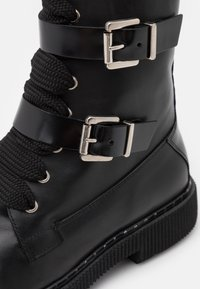 MAX&Co. - MARINAIO - Lace-up ankle boots - black - 6