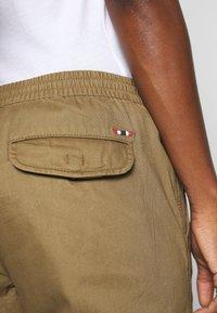 Napapijri - MAREE - Tracksuit bottoms - kangaroo brown - 5