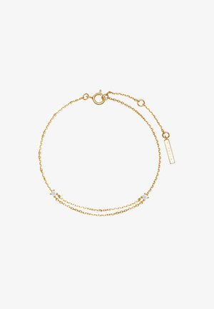 NIA - Bracelet - gold-coloured