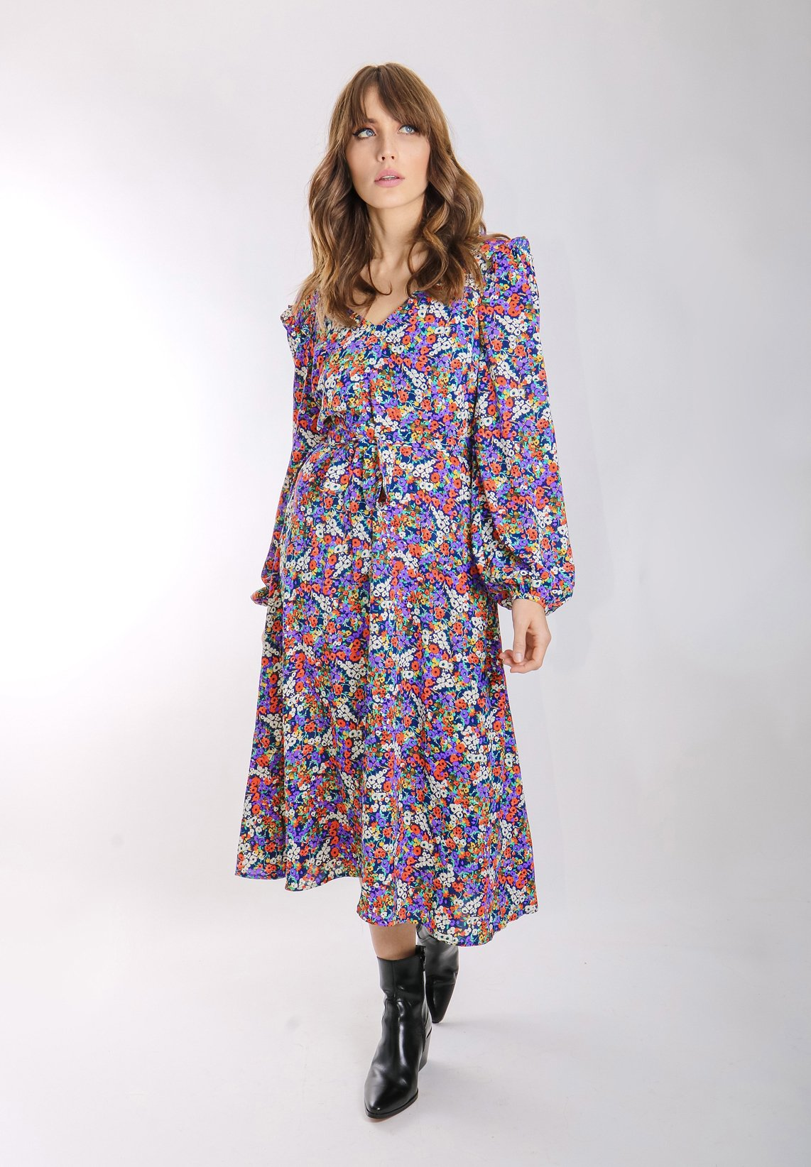 Women GEOMETRIC  - Day dress