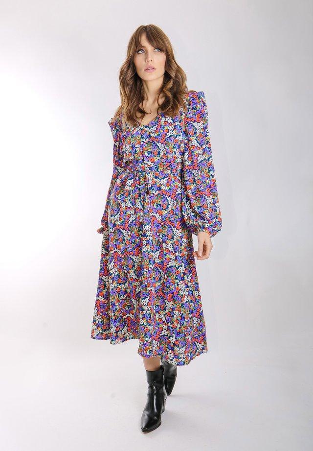 GEOMETRIC  - Day dress - one colour
