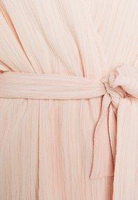 Lindex - KAFTAN KIMMI - Summer jacket - light pink - 2