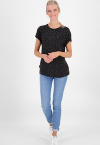 alife & kickin - MIMMY B  - Print T-shirt - moonless - 1