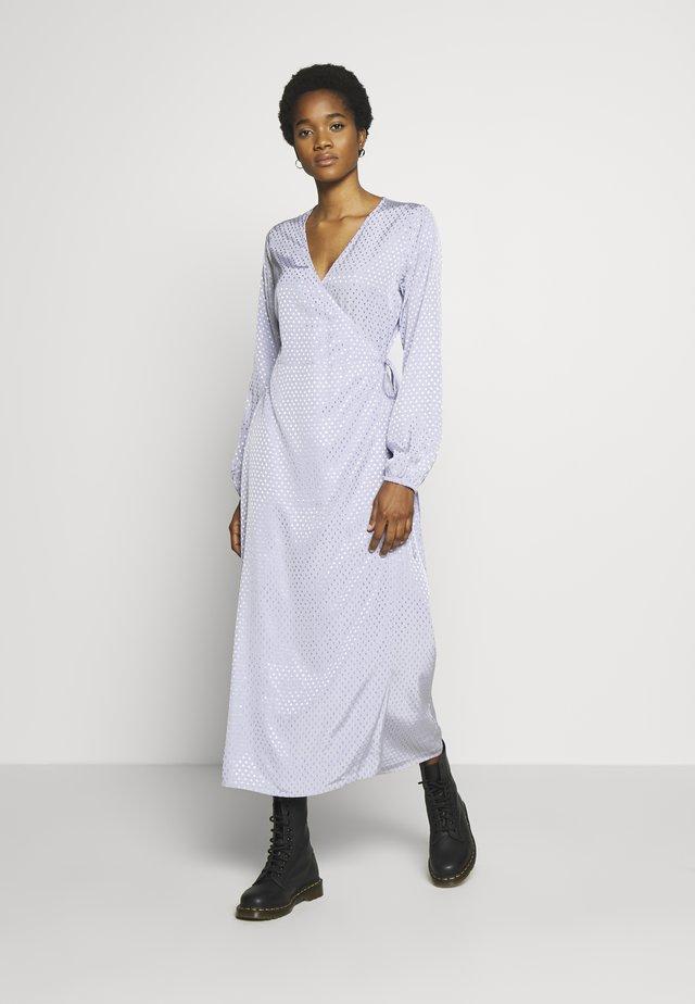 SANDRINE DRESS - Robe d'été - icelandic blue