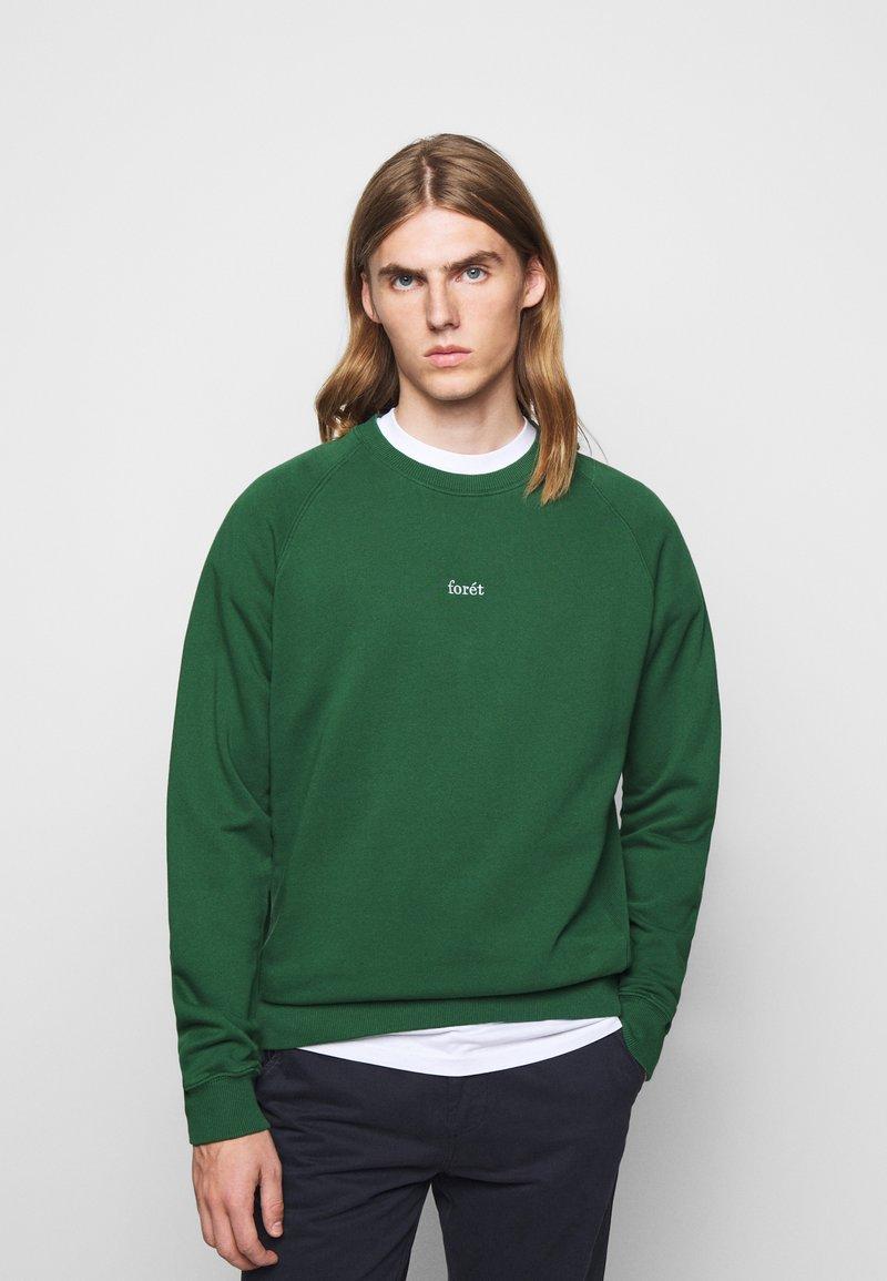 forét - Sweatshirt - dark green