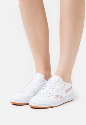 CLUB C 85 - Sneakersy niskie - white/blush metal/morning fog