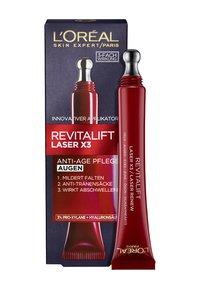 L'Oréal Paris - REVITALIFT LASER X3 EYE - Eyecare - - - 1