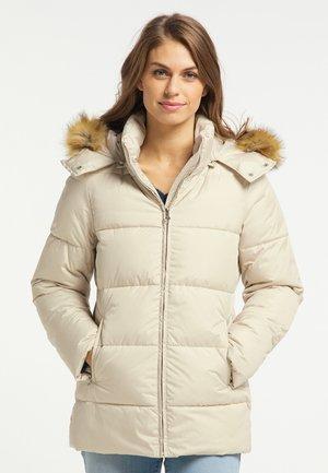 Winter jacket - creme