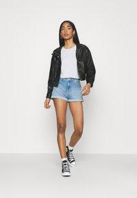Tommy Jeans - Denim shorts - light-blue denim - 1