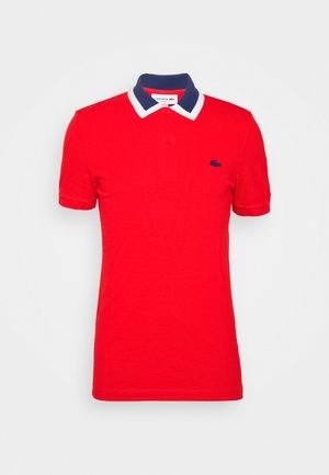 Polo shirt - corrida/methylene-farine