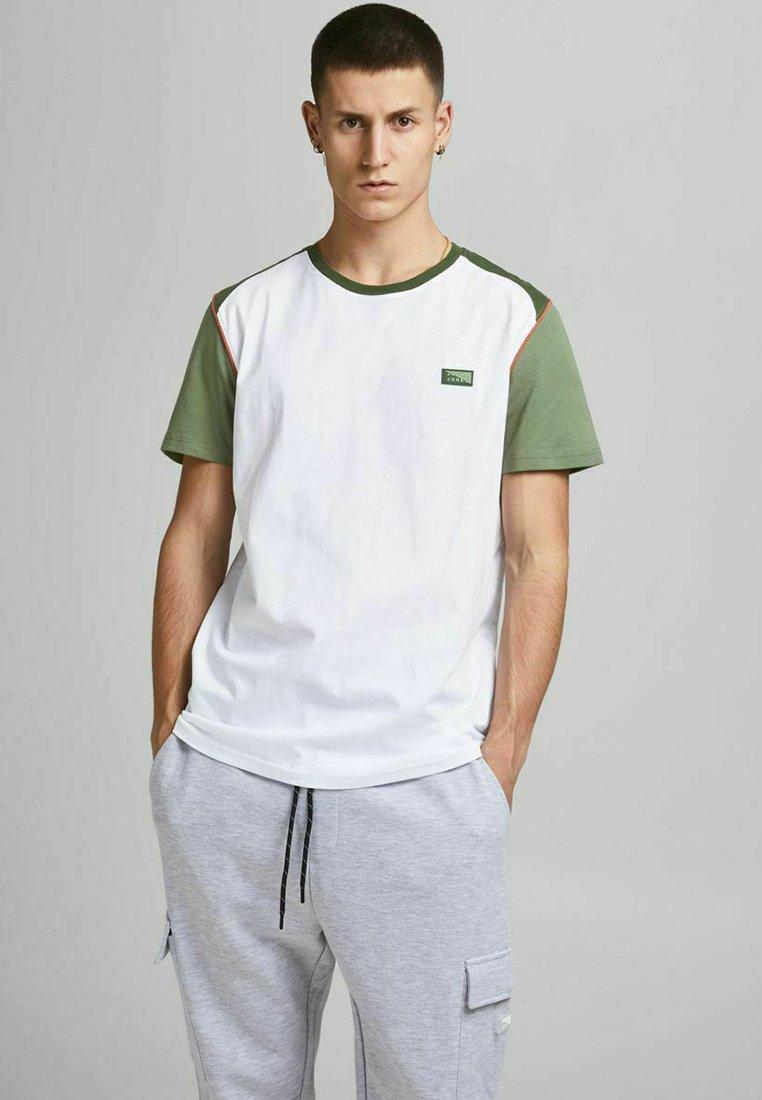 Homme SLIM FIT  - T-shirt imprimé
