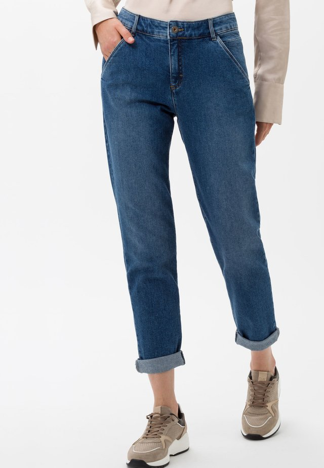 STYLE MEL - Relaxed fit jeans - used regular blue