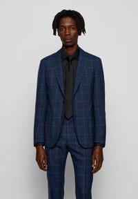 BOSS - NOLVAY - Blazer jacket - open blue - 0