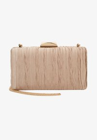 Forever New - GISELLE GATHERED DETAIL HARDCASE - Clutch - bronze - 1