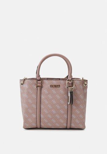 WASHINGTON SATCHEL - Handbag - rose multi