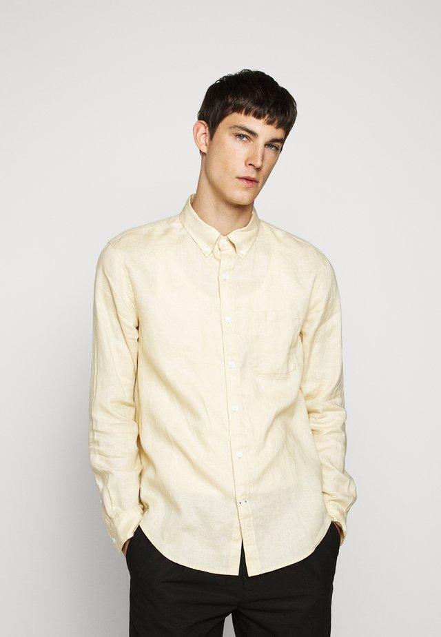SOLID  - Shirt - light yellow
