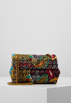 TWEED MINI KENSINGTON X - Across body bag - multicolor