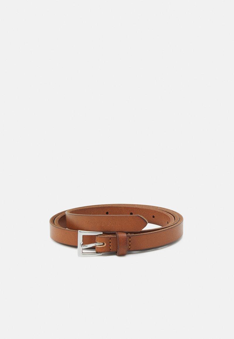 Marc O'Polo - BELT STYLE HELMI - Belt - soft clay