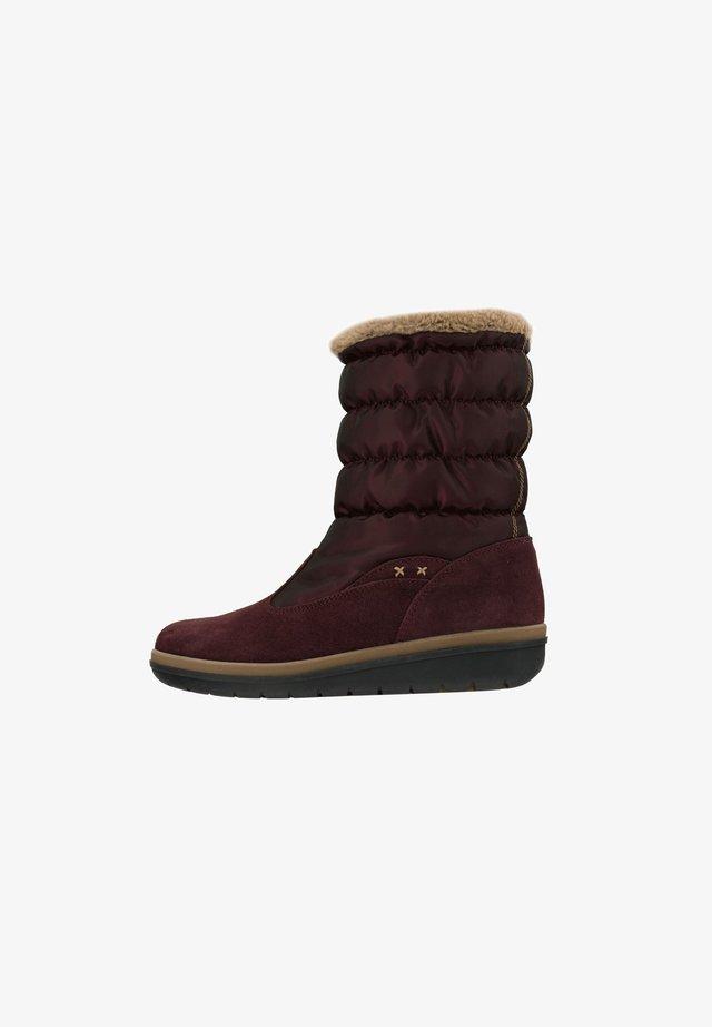 ANEIRA - Snowboots  - rot