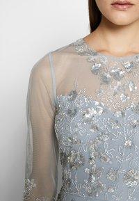 Adrianna Papell - BEAD COVERED - Sukienka koktajlowa - blue heather - 6