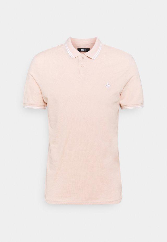 Polo shirt - pink