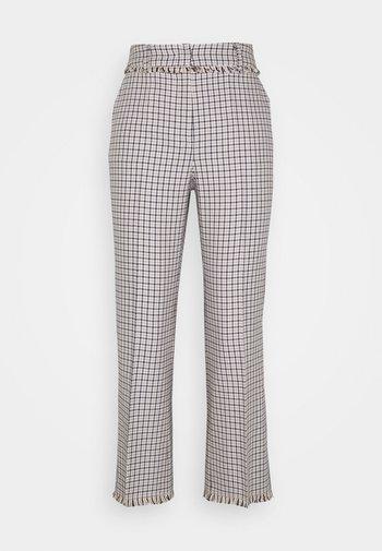 BAIARDO - Pantalon classique - light blue