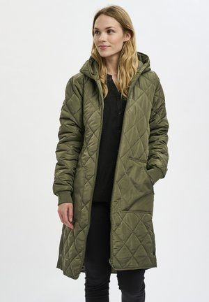 PTILLA - Winter coat - grape leaf