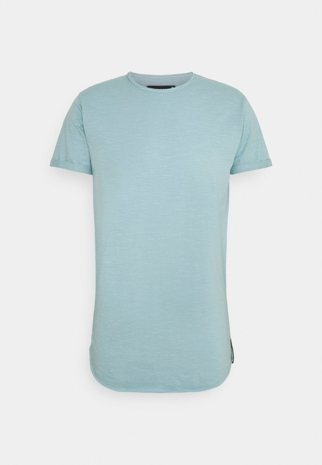 ALAIN - T-shirt basic - blue wave