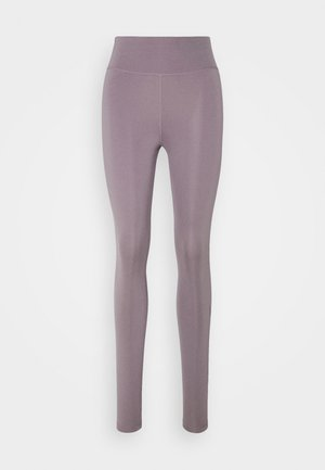 RUN  - Leggings - purple smoke/silver