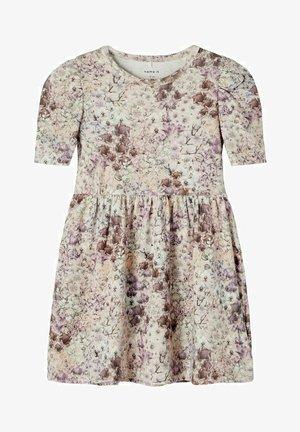 Day dress - whisper pink