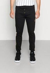 Brave Soul - SIEGELL - Pantalon de survêtement - black - 0