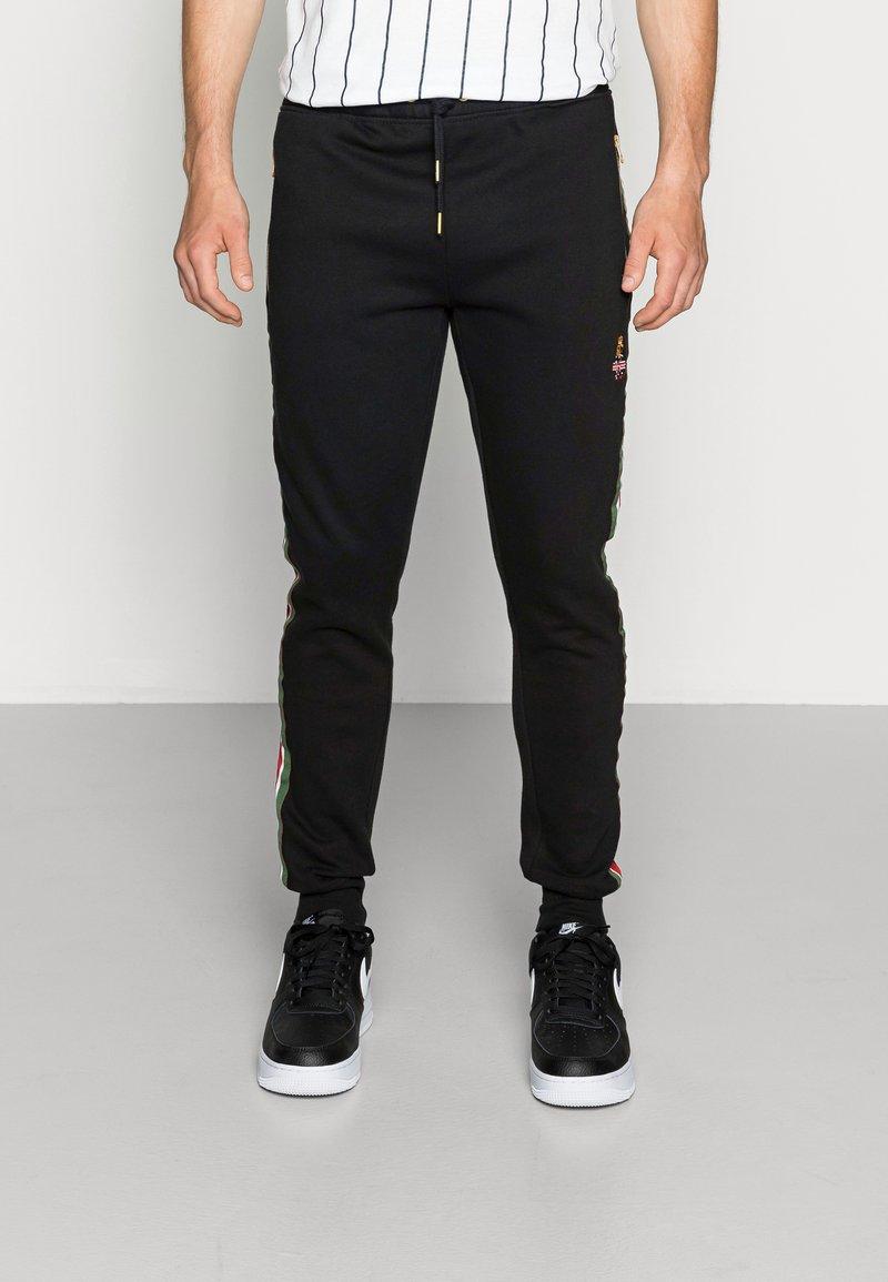 Brave Soul - SIEGELL - Pantalon de survêtement - black