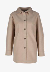 The Mercer N.Y. - CAMEL MEL - Short coat - 204 - 0