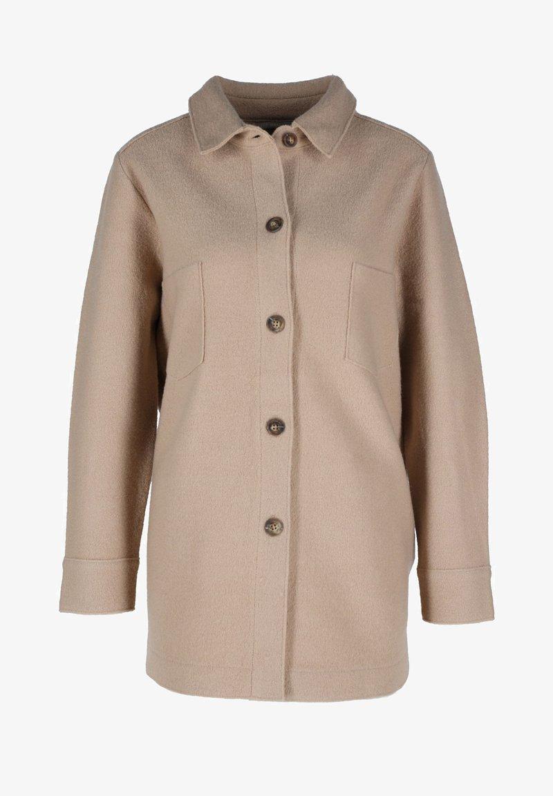 The Mercer N.Y. - CAMEL MEL - Short coat - 204