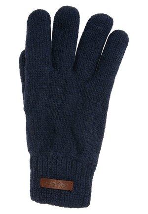 HAAKON GLOVES - Gloves - navy
