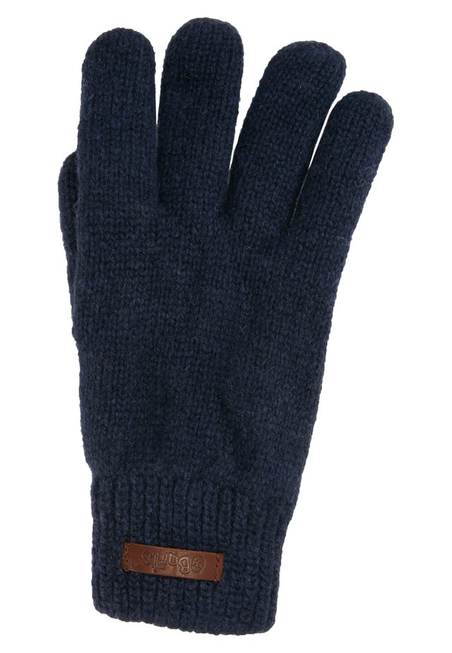 HAAKON GLOVES - Gloves - navy