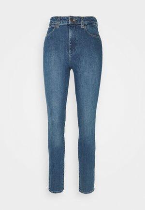 RETRO - Jeans Slim Fit - broke blue