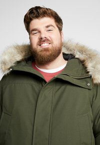 Calvin Klein - LONG PREMIUM - Winter coat - green - 4