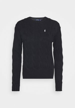 LONG SLEEVE - Pullover - black