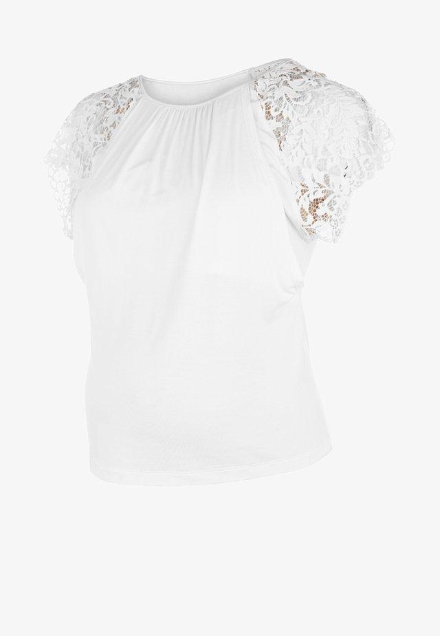 Camiseta de pijama - pearl