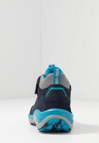 Superfit - SPORT - Kotníkové boty - blau/grau - 3