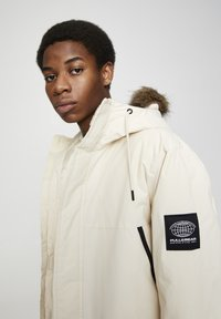 PULL&BEAR - Winter coat - white - 4