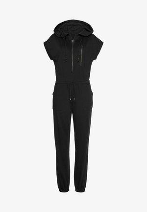Jumpsuit - schwarz