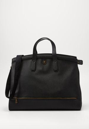 KING - Weekend bag - black