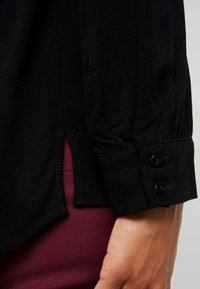 Object - Button-down blouse - black - 5
