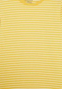 Lindex - MINI BASIC STRIPE - Longsleeve - yellow - 2