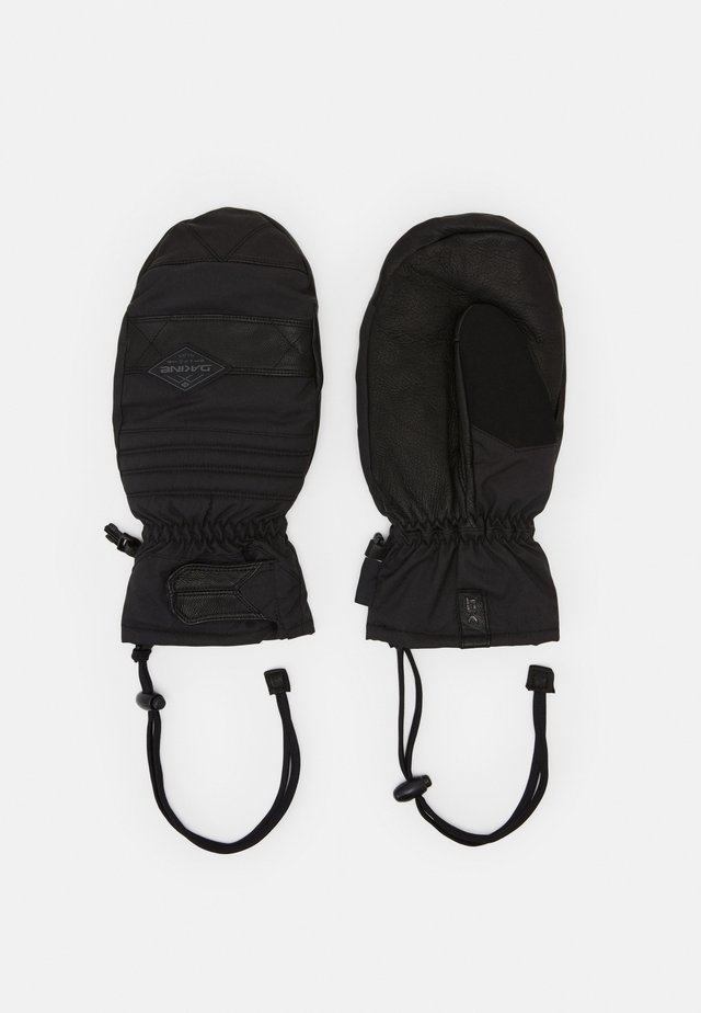 FILLMORE MITT - Moufles - black