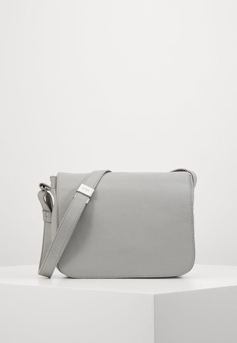 Bree - TOP HANDBAG - Handbag - stone