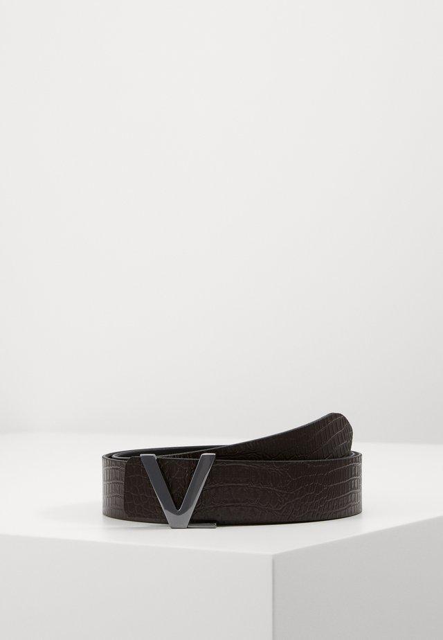 Belt - moro/nero