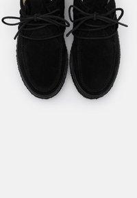 Ca'Shott - Ankle boots - black - 5